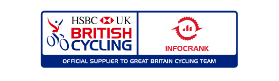British Cycling InfoCrank supplier