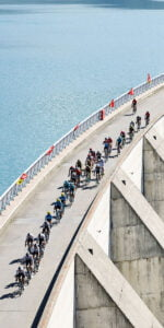 Cormet de Roselend Infocrank Cycling Power Meter