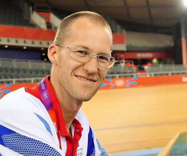 Iain Dyer British Cycling