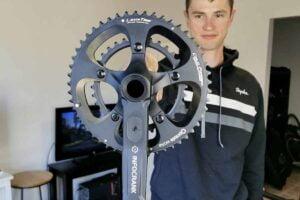 AERO Australia eSport Cycling Infocrank Cycling Power Meter