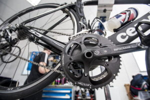 Infocrank Cycling Power Meter