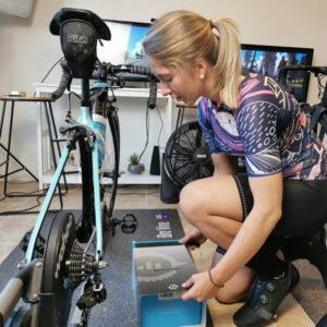 Infocrank power meter for cyclists - experience Australian Esports Racing Organisation (AERO)