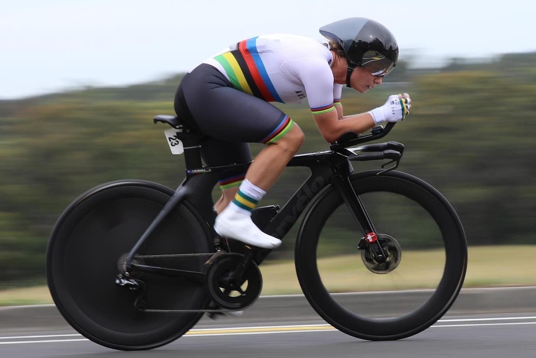 Emily Petricola Infocrank Cycling Power Meter