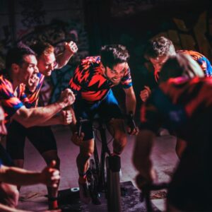 Infocrank power meter for cyclists - experience Canyon ZCC – eSports Racing Team