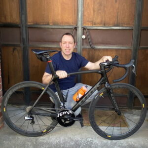Infocrank power meter for cyclists - experience Shane Kelly