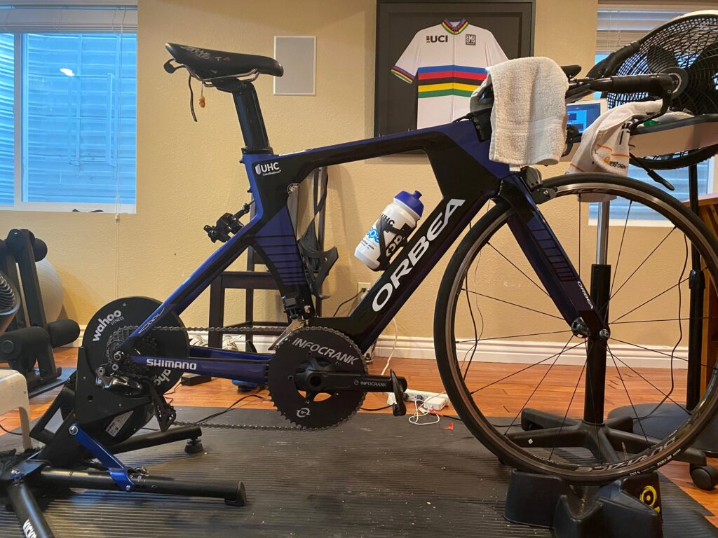 indoor Cycling Training Infocrank Cycling Power Meter