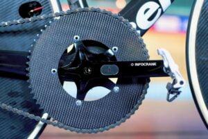 Track Crank Infocrank Cycling Power Meter
