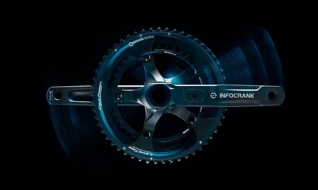 Infocrank Cycling Power Meter