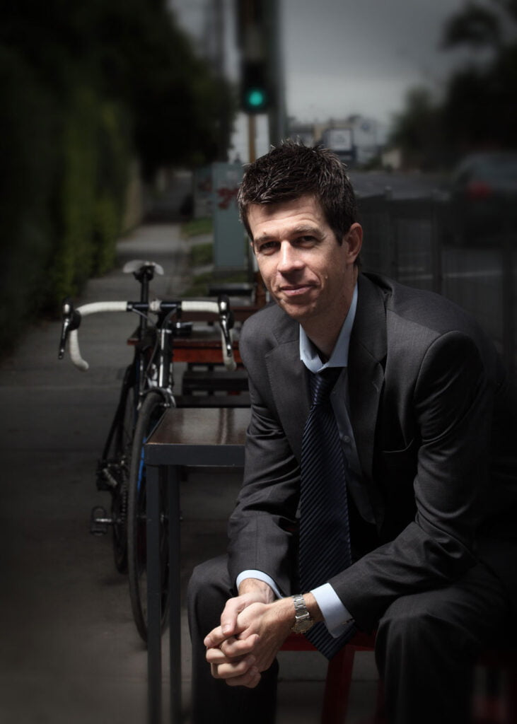 Matthew Keenan Infocrank Power Meter Ambassador