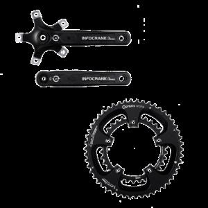 Infocrank Power Meter for Cycling Set