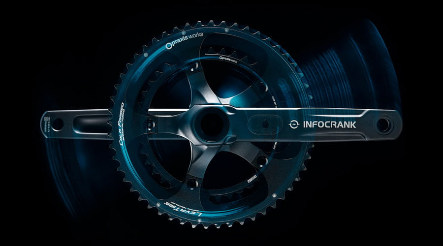 Infocrank Power Meter for Cycling