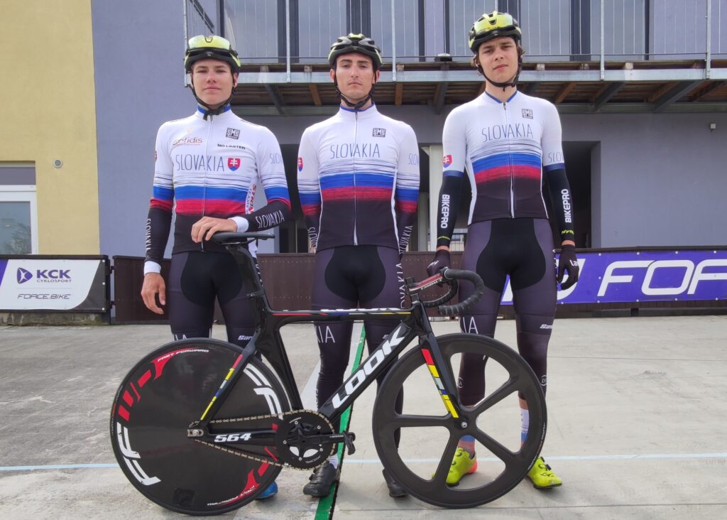 Slovak Cycling Federation and InfoCrank power meter